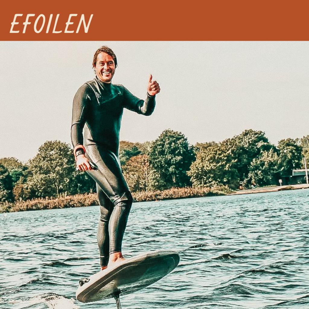 Efoilen Alphen aan den Rijn