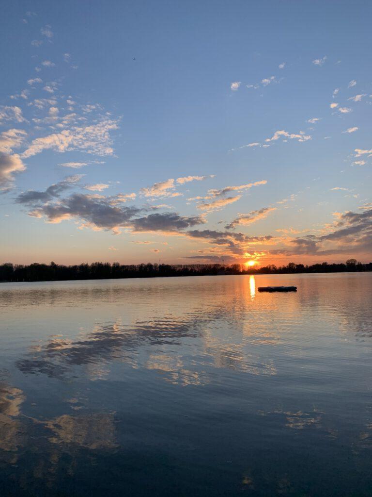 SUP Yoga les Alphen aan den Rijn